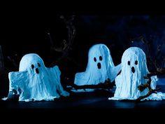 DIY Panduro – Plaster ghost