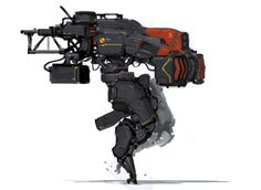 ArtStation - mech..., shinku kim