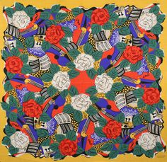 Textile by Raoul Dufy