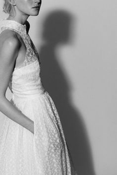 The best gowns from Bridal Week Spring 2018 - Fashion Quarterly