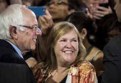 Jane Sanders launches think tank to promote 'progressive voices'