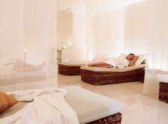 Relaxation Area at the Anassa Hotel - Nicosia - Cyprus