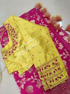 Saree Jacket Designs, Wedding Saree Blouse Designs, Half Saree Designs, Pattu Saree Blouse Designs, Blouse Designs Silk, Designer Blouse Patterns, Kids Blouse Designs, Simple Blouse Designs, Stylish Blouse Design