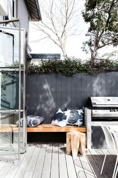 How to turn a tired semi into the perfect family home. Photography by Maree Homer. Styling by Vanessa Colyer Tay.