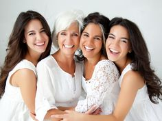 A story to share…4 generations of love and beauty!! Our dear friends!!