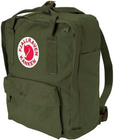 Fjallraven Kanken Mini Daypack, Forest Green Fjallraven https://www.amazon.com/dp/B003NF40LO/ref=cm_sw_r_pi_dp_x_9MItybA6MZQH9