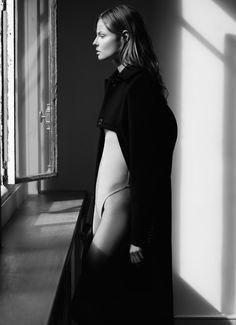 Magdalena Frackowiak by Ward Ivan Rafik For Russh Magazine • Minimal. / Visual.