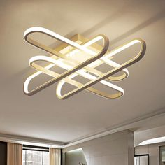 Surface Mounted Modern Led Ceiling Light Outdoor Lighting For Living Room With Remote Control Modern Led Ceiling Lights, Ceiling Lamps, Bedroom Light Fixtures, Outdoor Lighting, Lamp Light, Remote, Decorative Lamps, Surface, Living Room