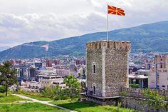 A weekend in... Skopje, Macedonia