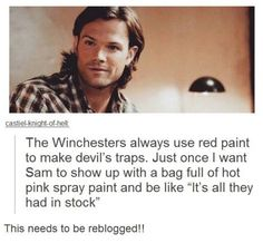 Yes. Although what if you painted the floor or ceiling or whatever with paint the same exact color as it. It'd be pretty difficult to get it right, but it you had a stencil or something I think it could work. Then, a demon would never see it.