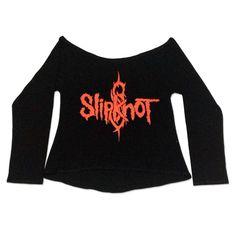 Manga Comprida Slipknot
