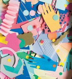 Livre: Home de Beci Orpin Crafts For Kids, Arts And Crafts, Diy Crafts, Pattern Art, Print Patterns, Assemblage, Art Graphique, Mark Making, Paper Design