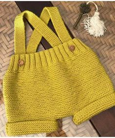 Knitting Patterns Free, Free Knitting, Baby Knitting, Crochet Bib, Crochet Bracelet, Baby Cardigan, Baby Kids, Baby Boy, Knitted Baby Clothes