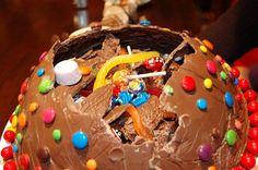 pinata cake...