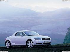 Audi TT Roadster (2002)