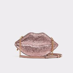 Aldo Woman Handbag Lips Shoulder Cross Body Bag Chain Trend 2017 Ladies Purse for sale online Rolling Stones Logo, Side Purses, Aldo Bags, Ladies Purse, Shopping Day, Purses For Sale, Cute Bags, Aldo Shoes, Beautiful Bags