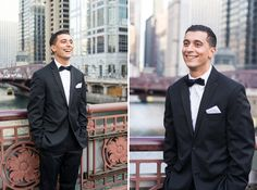 Stylish Winter Wedding in Chicago   Images by Jill Tiongco Photography   Via Modernly Wed   13