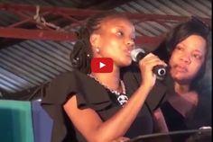 Watch As Moji Olaiya's Daughter Adun Pays Her An Emotional Tribute (Video)