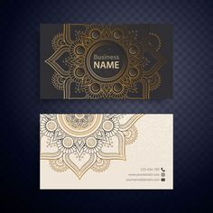 Business Cards Layout, Beauty Business Cards, Luxury Business Cards, Gold Business Card, Free Business Card Templates, Elegant Business Cards, Business Card Design, Visiting Card Design, Name Card Design