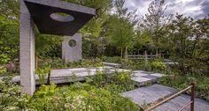 3) Patrocinado pelo grupo Brewin Dolphin, este jardim foi mais um agraciado com uma medalha de ouro na categoria 'show' Foto: Divulgação / Royal Horticultural Society