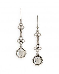 Add charm to whatever you wear with The Spellbound Earrings by Jewelmint.com $29.99