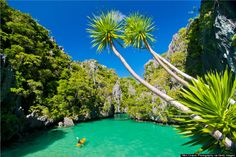 Many say the ideal time to head to Palawan is between about October and May, so we suggest booking tickets ASAP.