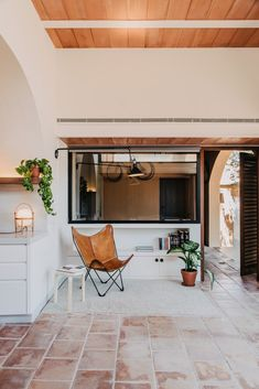 Rustic Summer Home Conversion in Spain - http://freshome.com/rustic-summer-home-conversion-in-spain/