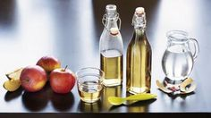 Jak si vyrobíte jablečný ocet? Snadno! Cooking Tips, Barware, Food And Drink, Homemade, Bottle, Drinks, Ideas, Hampers, Drinking