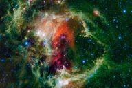 Soul Nebula's Heart Caught on Camera