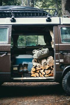 Van camping near Mt Rainier, WA. Van camping near Mt Rainier, WA. Auto Camping, Van Camping, Camping Places, Camping Cabins, Camping Life, Adventure Awaits, Adventure Travel, Adventure Holiday, Vw T3 Camper
