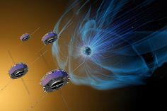 La NASA observa un proceso terrestre fundamental por primera vez
