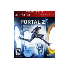 Portal 2 - Greatest Hits Edition for Playstation 3, Multicolor