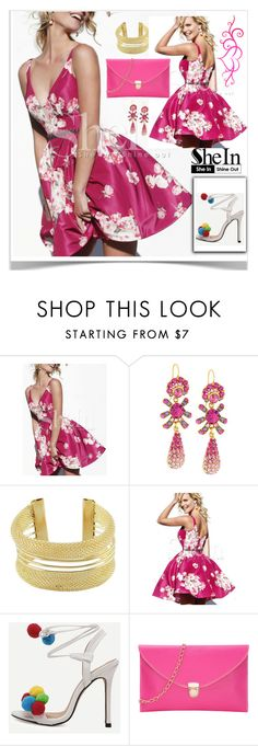 """10#SheIn"" by kiveric-damira ❤ liked on Polyvore featuring Jose & Maria Barrera"