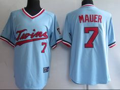 MLB Minnesota Twins Jersey (34) , wholesale for sale  $18 - www.vod158.com
