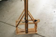 Trebuchet Catapult Toy