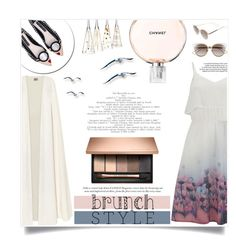 """Brunch Style"" by deepalika-deb ❤ liked on Polyvore featuring Vero Moda, La Mania, Alice + Olivia, Christian Dior, Chanel and brunch"