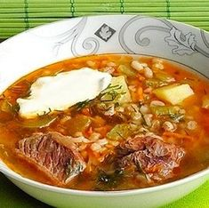 Fish Recipes, Soup Recipes, Cooking Recipes, Chicken Penne, Arancini, Soups And Stews, Thai Red Curry, Food And Drink, Gourmet