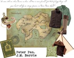 Peter Pan Bookshelf Styling, Hollywood Life, Phan, Neverland, Peter Pan, Vintage World Maps, Novels, Mermaid, Scene