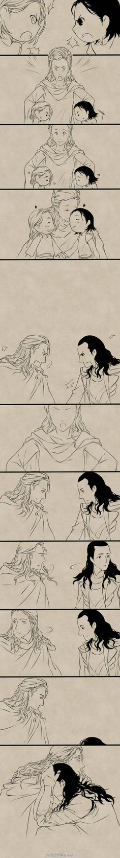 oh loki and thor