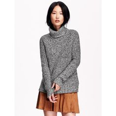 Women's Pullover Turtleneck Sweater | My Style | Pinterest ...