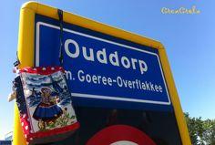 CreaCrola-tasjes, I was here: Ouddorp!