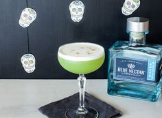 Need help for your Day of the Dead celebrations? Can't do that without waking a few dead. Use this cocktail. Always yes.
