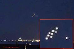 UFO SIGHTINGS DAILY: Mass UFO Sighting Over Martigues, France On ...