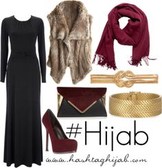 Hashtag Hijab Outfit #43