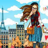 Anna Lazareva is represented by Lindgren Smith Illustration Princess Zelda, Disney Princess, Paris, Piece Of Me, Disney Characters, Fictional Characters, Image, Design, Tela