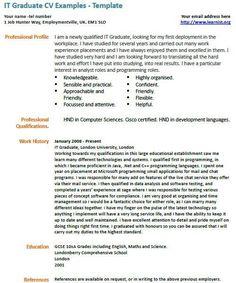 catering supervisor cv example   Learnist.Org,   Pinterest   Cv ...