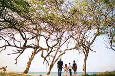 Family beach day, Maui, Hawaii - Anna Kim Photography