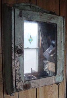 Antique Medicine Cabinet