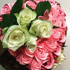 Garden tea party little girls cake ❤️
