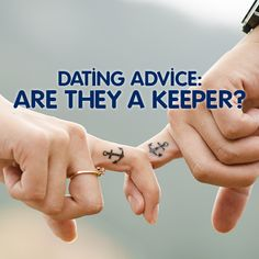 """ARE THEY A KEEPER? – DATING ADVICE - We all (embarrassingly) get into that honeymoon phase in every relationship where we tell the person that it will last forever and we'll get married. The sad truth of it all is that while we're full of joy, often it all ends in just a mere two months or sometimes even two weeks. So how do you know when you've got a """"keeper""""? - Read more: http://www.besocial.com/blog/signs-dating-keeper/ #dating #onlineadting #interests"""